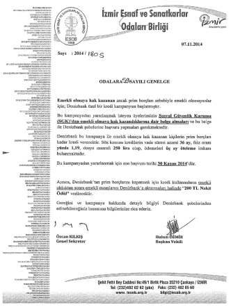 2014/59 - Denizbank