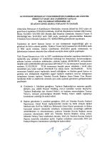 27.03.2014 Olağan Genel Kurul Toplantısı Tutanağı