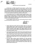 türkiye büyük millet meclisi başkanlığına 22.07.2014