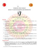 açık işletme talimatları (pdf)