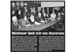Izmir Barosu Başkan Yardımcısı Avukat Ercan Demir, İzmir