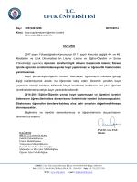 Kayıt Yaptırmayan - Ufuk Üniversitesi
