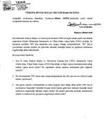 T.B.M .M. - Türkiye Büyük Millet Meclisi