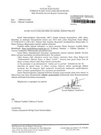 Aç - Türkiye Kamu Hastaneleri Kurumu