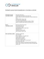 materyal listesi (1) - turkce