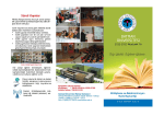 2012-2013 Akademik Yılı Kütüphane Tanıtıcı Broşürü 740 KB PDF