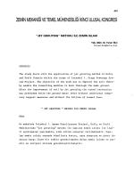 ZM 2-31 - Zemin Mekaniği ve Geoteknik Mühendisliği Derneği