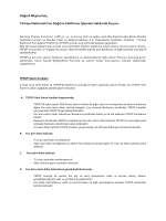TEFDP Türkiye Elektronik Fon Dağıtım Platformu İşlemleri