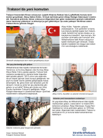 Trabzon da yeni komutan ( PDF , 513 kB)