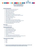 İSTEK ATANUR OĞUZ ANAOKULU 2014-2015 EĞİTİM