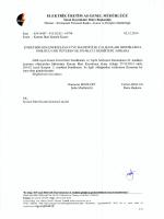EÜAŞ 2014 Kasım Ayı Kurum İdari Kurul Tutanağı - Enerji Bir-Sen