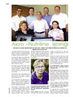 Detaylı Bilgi 1 - Nutriline Yem ve Besin Katkıları