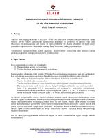 Damacanaya Lazer Teknolojisi ile Kod Yazma ve Optik