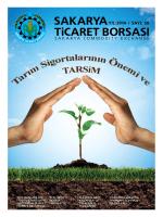 TorBA YASA - Sakarya Ticaret Borsası