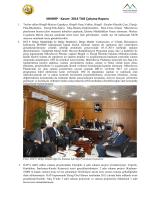 Kasım - Murat Nehri Havzası Rehabilitasyon Projesi