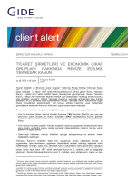 Download Gide Client Alert | Afrika