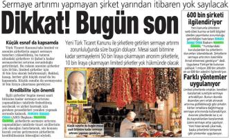 14.02.2014 - Ankara Sanayi Odası