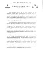 ICIST Tanıtım Notu