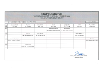 2014-2015 güz dönemi 20_19_12_2014_11_48. sınıf final proğramı