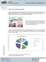 2013 yılında 42 655 kitap yayımlandı