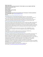 Ankara Kalkınma Ajansı 2014 Yılı Mali Destek Programı Başvuruları
