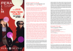 Yeraltından Filmler: Andy Warhol + Lou Reed