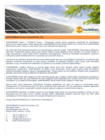 SUNFARMING Eurasia Enerji Üretim A.Ş.