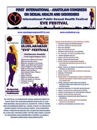 Aşağıdaki Resme Tıklayıp Festival ile İlgili olarak A