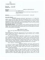 T.c. vAN 3. iDARE MAHKEMESI