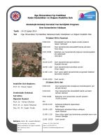 Ege Üniversitesi Tıp Fakültesi Kadın Hastalıkları ve Doğum Anabilim