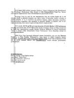 Yazı Başvuru Formu, Fuar Katılım Sözleşmesi (7 sayfa)
