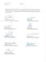 Aşağıda imzaları bulunan Varlık Yönetim Şirketleri 12 Şubat 2014