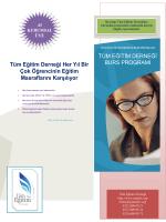 Tüm Eğitim Derneği Her Yıl Bir Çok Öğrencinin Eğitim Masraflarını