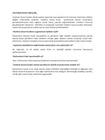 CHATHAM HOUSE KURALLARI… Chatham House Kuralları altında