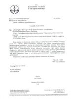 görevlendirme onay - Kastamonu Milli Eğitim Müdürlüğü