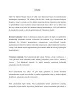ÖNSÖZ Türk Fen Eğitimi Dergisi olarak on yıllık yayın