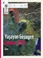 Yaşayan Gezegen Raporu 2014 Özet