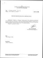 T.c. - Çevre ve Şehircilik Bakanlığı