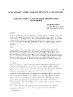 ZM 3-11 - Zemin Mekaniği ve Geoteknik Mühendisliği Derneği