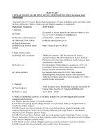 Kırıkkale ġube Müdürlüğü Akaryakıt alımı 4734 sayılı
