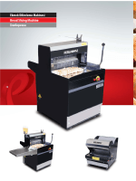 inesi Ieme Mak Machine Ekmek Dilim