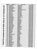 Liste (Aralık 2014)