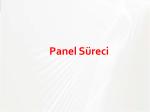 Proje panel süreci