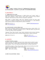 tobb 17. türkçe konuşan girişimciler programı katılımcıların faaliyet