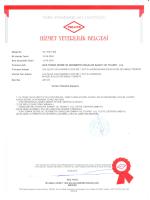 hizmet yeri yeterlilik belgesi