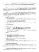 izmir ili kuzey khb - Ankara 2. Bölge Kamu Hastaneleri Birliği Genel