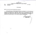Zeyilname - Vakıflar Genel Müdürlüğü