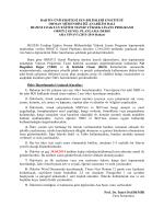 bartın üniversitesi fen bilimleri enstitüsü orman mühendisliği