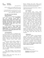 İslamda-hayanin-onemi - bingöl il müftülüğü