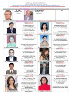 Oturum Başkanları – Session Chairmen – Председатели сессии Dr